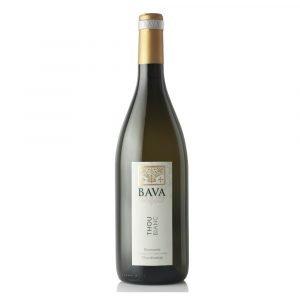 "Vino Migliore Bava Chardonnay della Pieve ""Thou Bianc"" 2018/2019 Bava"