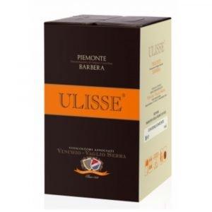 """Vino Migliore BAG IN BOX Barbera """"Ulisse"""" 10 Litri 2020 Vinchio Vaglio Serra"""