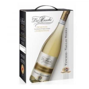 """Vino Migliore BAG IN BOX Chardonnay """"Le Masche"""" 2020 Vinchio Vaglio Serra"""
