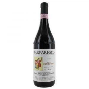 """Vino Migliore PIEMONTE Barbaresco Riserva """"Montestefano"""" 2016 Produttori del Barbaresco"""