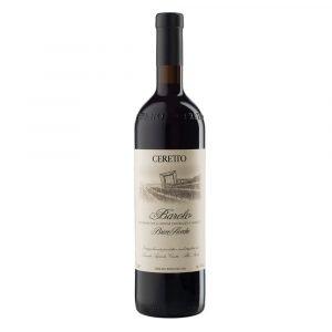 """Vino Migliore Ceretto Barolo """"Bricco Rocche"""" 2004 Ceretto"""