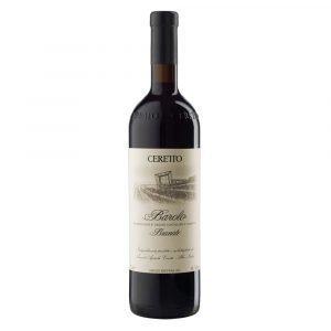 """Vino Migliore Ceretto Barolo """"Brunate"""" 2005 Bricco Rocche Ceretto"""