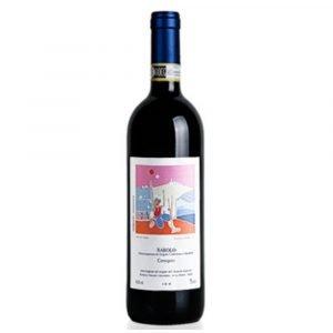 "Vino Migliore PIEMONTE Barolo ""Cerequio"" 2016 Roberto Voerzio"