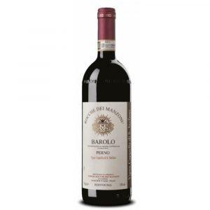 """Vino Migliore PIEMONTE Barolo """"Perno"""" Vigna Cappella S. Stefano 2013/2014 Rocche dei Manzoni"""