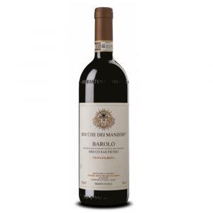 """Vino Migliore PIEMONTE Barolo """"Bricco San Pietro"""" Vigna d'la Roul 2013/2014 Rocche dei Manzoni"""