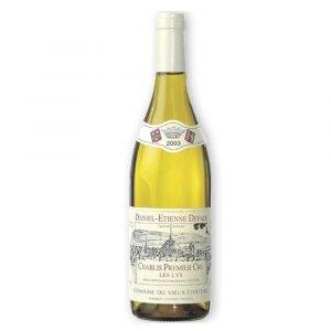 """Vino Migliore FRANCIA Chablis """"Premier Cru Les Lys"""" 2005 Daniel-Etienne Defaix"""