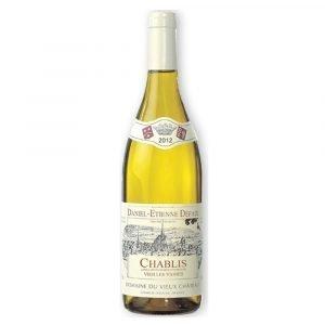 """Vino Migliore FRANCIA Chablis """"Vieilles Vignes"""" 2013 Daniel-Etienne Defaix"""