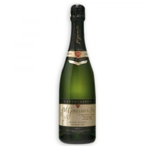"Vino Migliore CHAMPAGNE Champagne ""Brut Grande Réserve Premier Cru"" JM Gobillard et Fils"