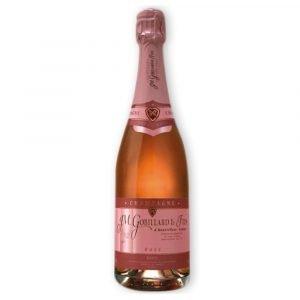 "Vino Migliore CHAMPAGNE Champagne ""Brut Rosé"" JM Gobillard et Fils"