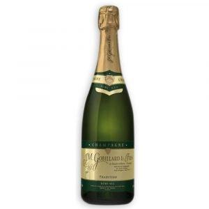 "Vino Migliore CHAMPAGNE Champagne ""Brut Tradition"" JM Gobillard et Fils"