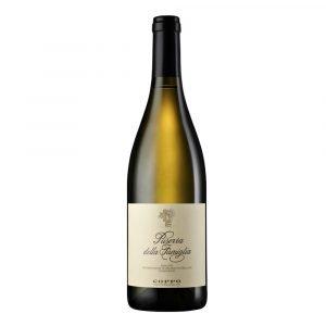 """Vino Migliore Coppo Chardonnay """"Riserva della Famiglia"""" 2015 Coppo"""