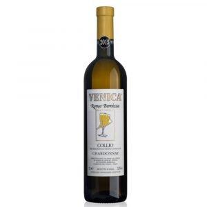 """Vino Migliore FRIULI Chardonnay """"Ronco Bernizza"""" Venica & Venica"""