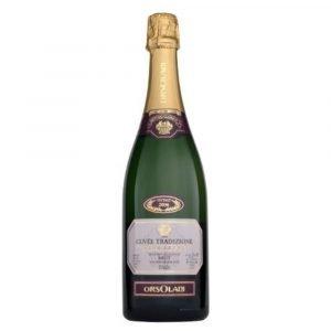 """Vino Migliore Orsolani Spumante Caluso Brut """"Cuvée Tradizione"""" Orsolani"""