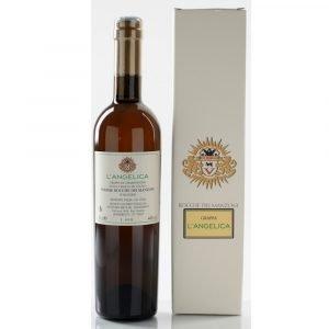 """Vino Migliore GRAPPE Grappa """"L'Angelica"""" Rocche dei Manzoni"""