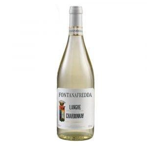 Vino Migliore Fontanafredda Langhe Chardonnay Fontanafredda