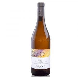 "Vino Migliore PIEMONTE Langhe Chardonnay ""Prasuè"" Saracco"