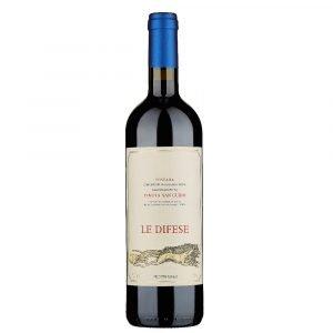 """Vino Migliore Tenuta San Guido Rosso """"Le Difese"""" Tenuta San Guido"""