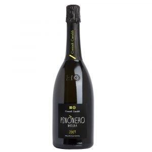 """Vino Migliore Contadi Castaldi Pinot Nero """"Pinònero Natura"""" Franciacorta Contadi Castaldi"""