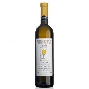 """Vino Migliore FRIULI Pinot Bianco """"Talis"""" Venica & Venica"""