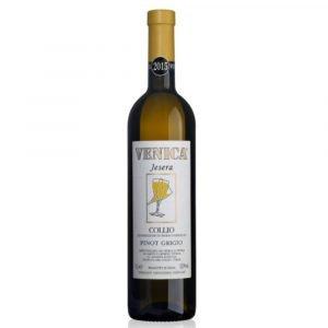 """Vino Migliore FRIULI Pinot Grigio """"Jesera"""" Venica & Venica"""