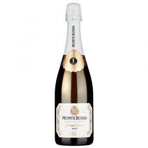 """Vino Migliore FRANCIACORTA Franciacorta """"Prima Cuvée Brut"""" Monte Rossa"""