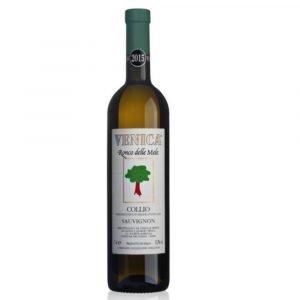 """Vino Migliore FRIULI Sauvignon """"Ronco delle Mele"""" Venica & Venica"""