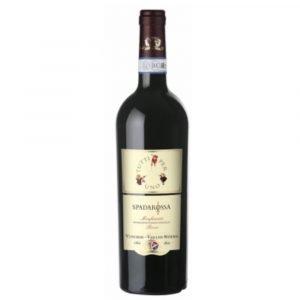 """Vino Migliore PIEMONTE Monferrato Rosso """"Tutti Per Uno Spadarossa"""" Vinchio Vaglio Serra"""