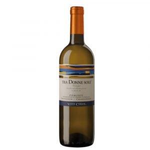 """Vino Migliore PIEMONTE Sauvignon Chardonnay """"Tra Donne Sole"""" 2019 Vite Colte"""