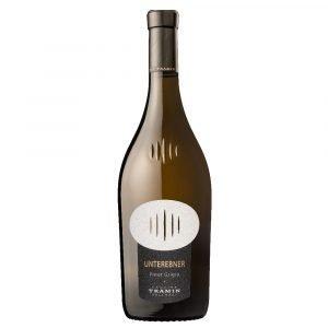 """Vino Migliore Tramin Pinot Grigio """"Unterebner"""" 2018/2019 Tramin"""