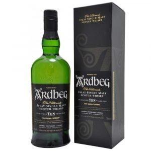 """Vino Migliore WHISKY Whisky """"Ten Years Old"""" Astucciato Ardbeg"""