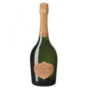 """Vino Migliore CHAMPAGNE Champagne """"Alexandra Rosé"""" Legno Laurent-Perrier"""