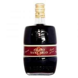 Vino Migliore LIQUORI Amaro San Carlo Beccaris