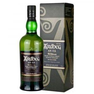 "Vino Migliore WHISKY Whisky ""An Oa"" Astucciato Ardbeg"