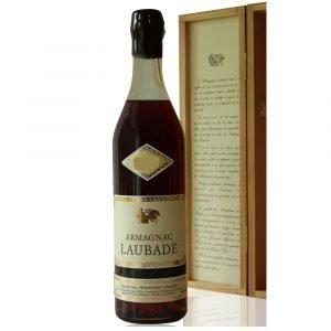 Vino Migliore ARMAGNAC Armagnac Laubade 1932 Château de Laubade