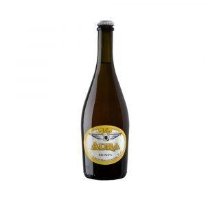 """Vino Migliore BIRRE Birra Golden Ale """"Aura"""" Birrificio Artigianale Alba"""