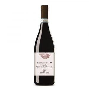 """Vino Migliore Deltetto Barbera d'Alba Superiore """"Rocca delle Marasche"""" Deltetto"""