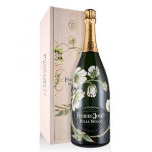"Vino Migliore CHAMPAGNE Champagne ""Belle Epoque"" Magnum Perrier Jouët"