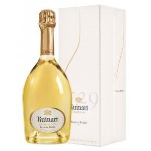 """Vino Migliore CHAMPAGNE Champagne Ruinart """"Blanc de Blancs"""" Moët Hennessy"""