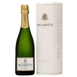 """Vino Migliore CHAMPAGNE Champagne """"Blanc de Blancs"""" Delamotte"""