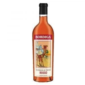 Vino Migliore PIEMONTE Vermouth di Torino Rosso Bordiga