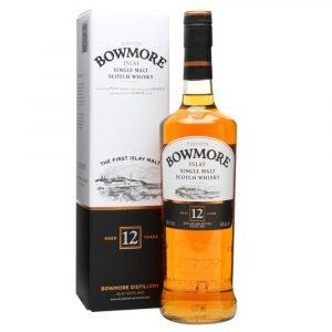 "Vino Migliore WHISKY Whisky Single Malt ""12 Anni"" Bowmore"