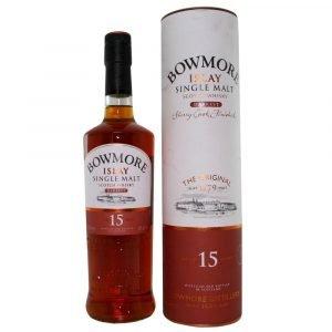 "Vino Migliore WHISKY Whisky Single Malt Islay ""Darkest 15 Anni"" Bowmore"