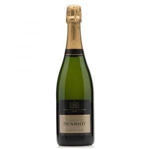 """Vino Migliore CHAMPAGNE Champagne """"Brut Millesime"""" Henriot"""