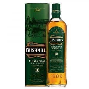 """Vino Migliore WHISKY Whisky """"Single Malt Irish 10 Anni"""" Bushmills"""