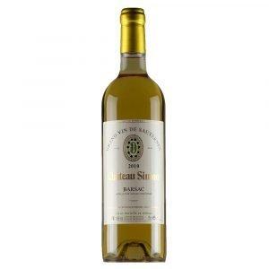 """Vino Migliore FRANCIA Sauternes Barsac """"Grand Vin de Sauternes"""" 2010 Château Simon"""