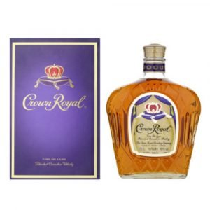 """Vino Migliore WHISKY Whisky Blended """"Fine de Luxe"""" Crown Royal"""