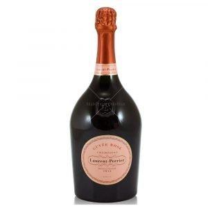 "Vino Migliore CHAMPAGNE Champagne ""Cuvée Rosé"" Astucciato Laurent-Perrier"