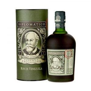 """Vino Migliore RHUM Rum """"Ron de Venezuela"""" Diplomatico"""