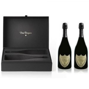 """Vino Migliore CHAMPAGNE Champagne """"Dom Pérignon Coffret 2 Bottiglie 2008"""" Moët Hennessy"""