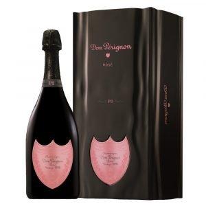 """Vino Migliore CHAMPAGNE Champagne """"Dom Pérignon Rosé P2"""" 1996 Astucciato Moët Hennessy"""
